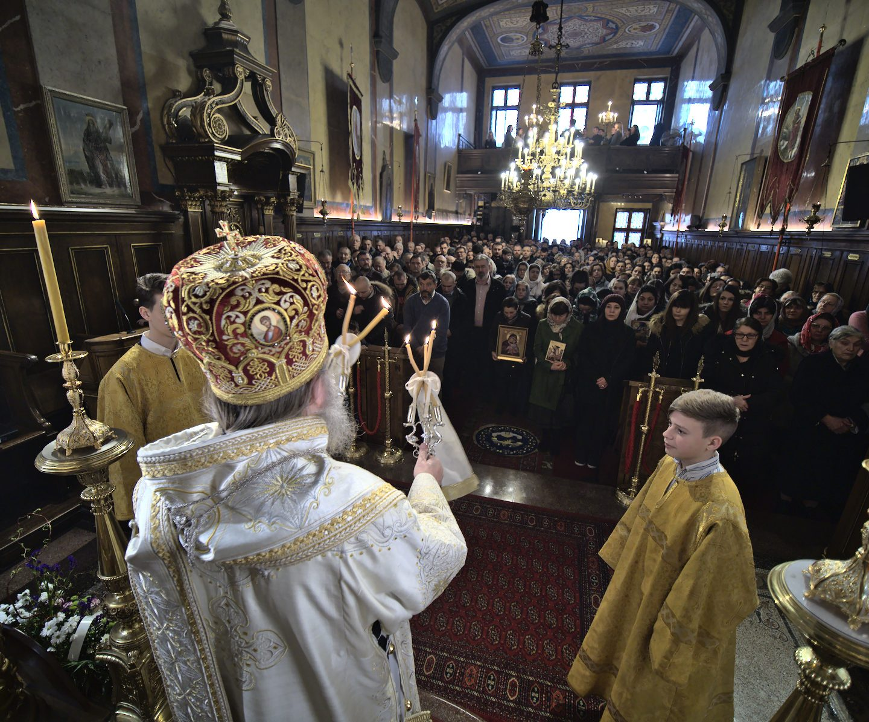 Недеља Православља у Саборном храму