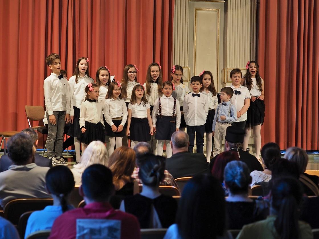 Просвјетин Концерт за мир и пријатељство у Бечу
