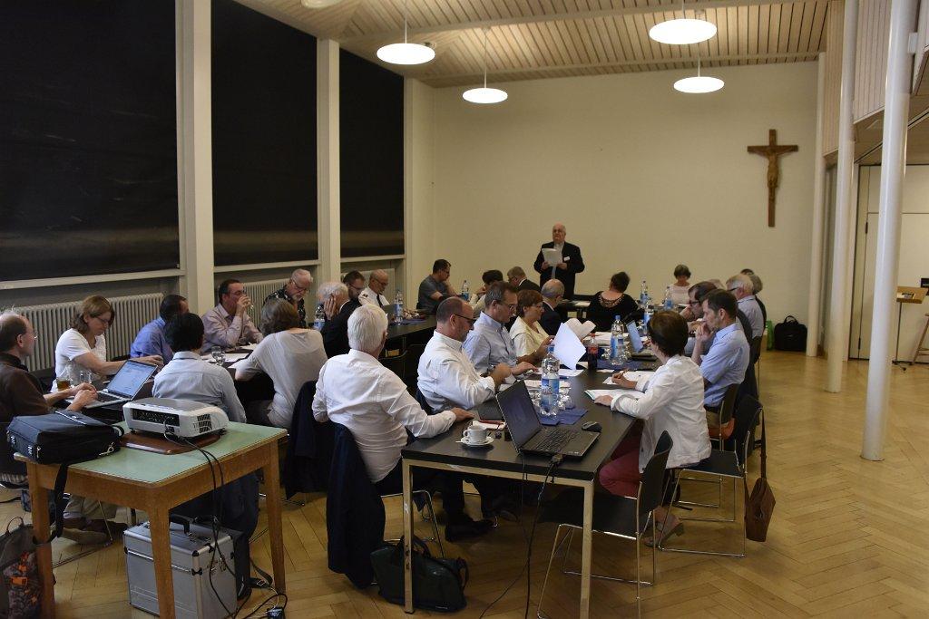 Нова управа Заједнице хришћанских цркава Швајцарске
