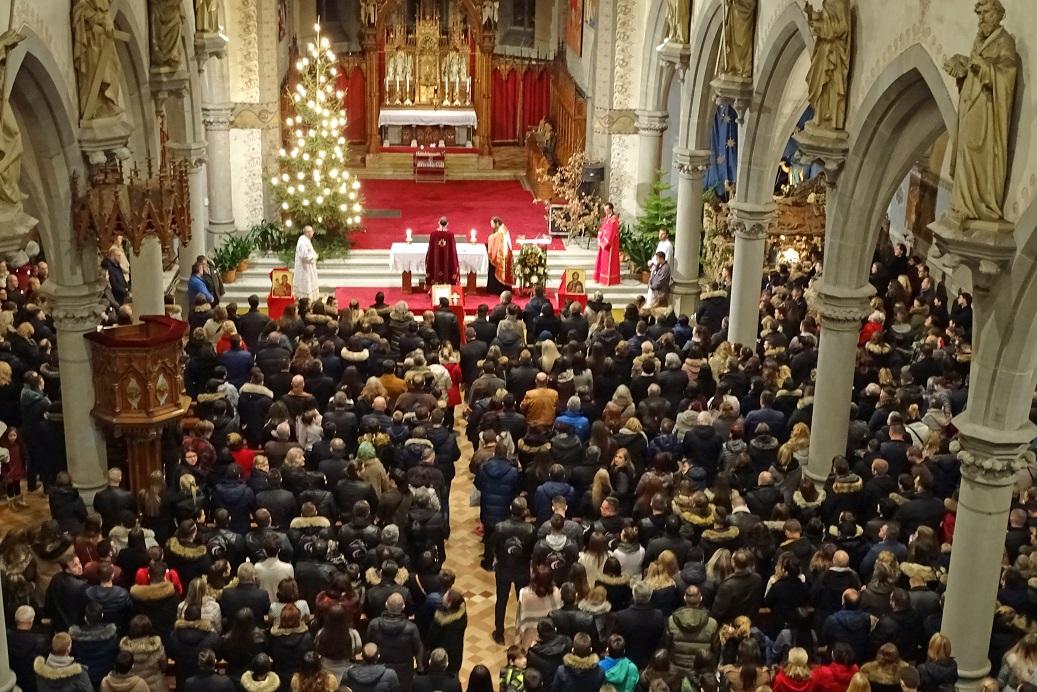 Прослава Рођења Христовог у Санкт Галену