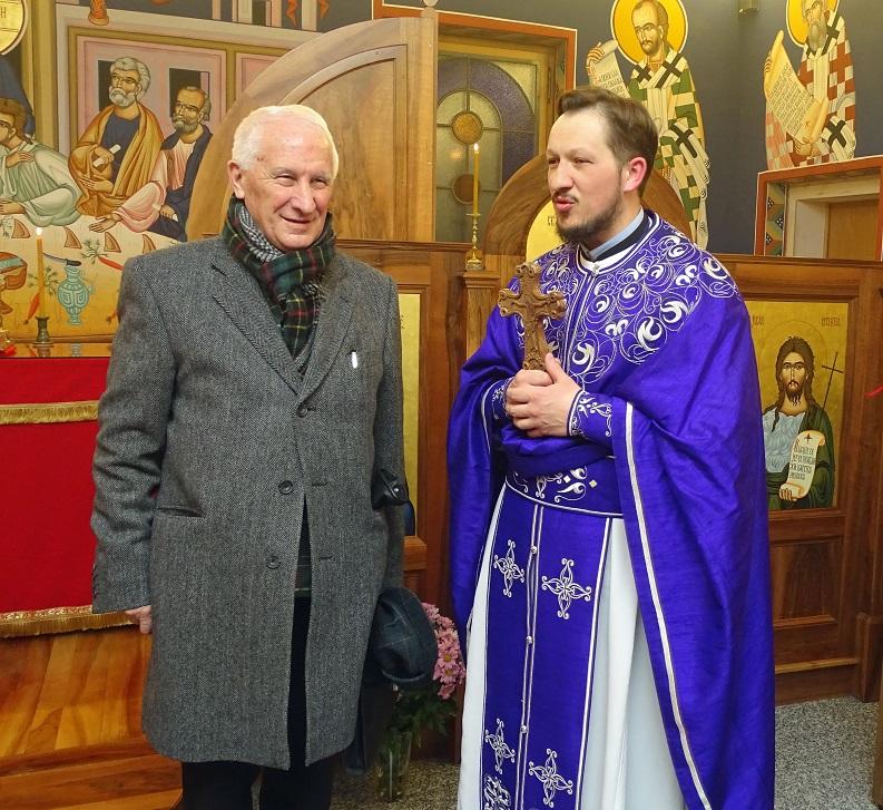 Културно вече уз Матију Бећковића у Санкт Галену