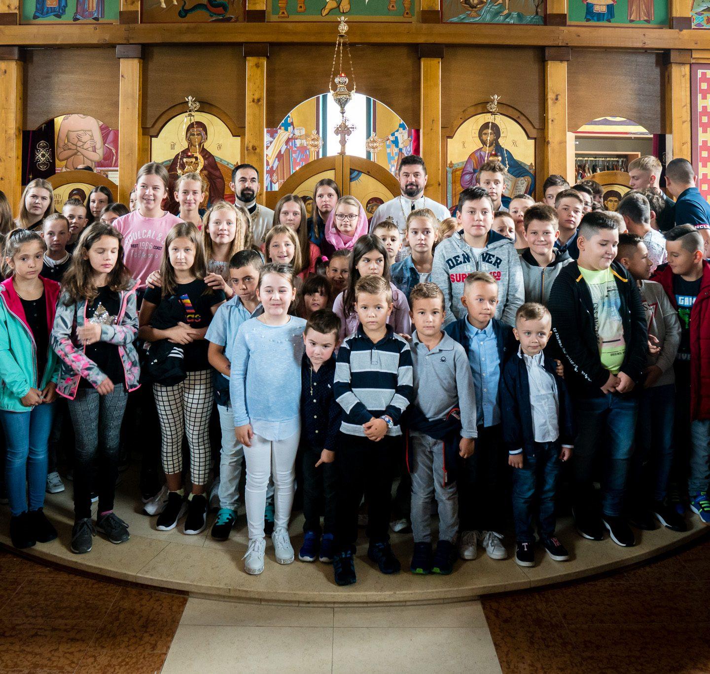 Молебан за почетак нове школске године у Салцбургу
