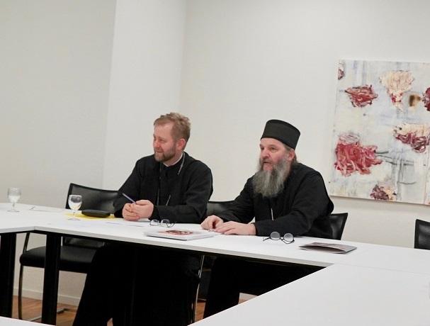 Седница свештеника  архијерејског намесништва у Швајцарској