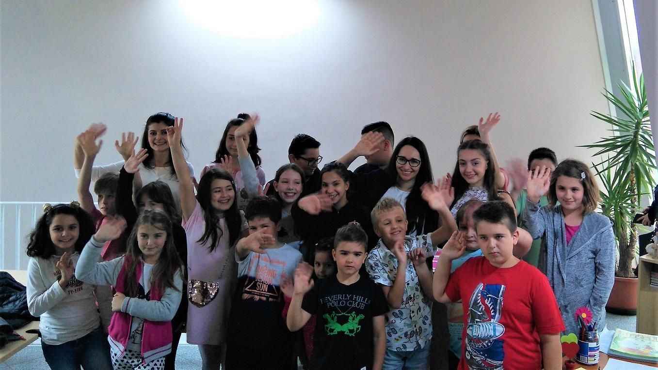 Пет година Просвјетине школе српског језика у Бечу