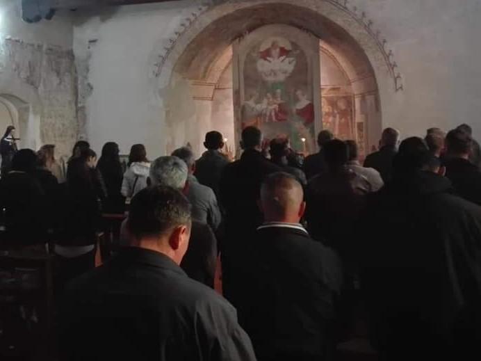 Слава парохије у Порћији