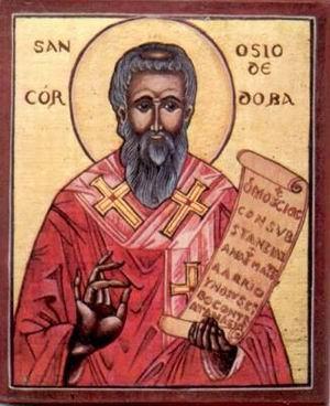Спомен оца нашег Осије, епископа Кордобе
