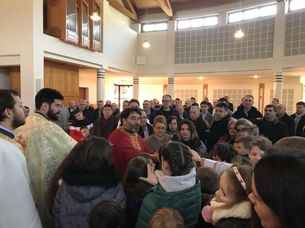 Свети Сава прослављен у Гмундену