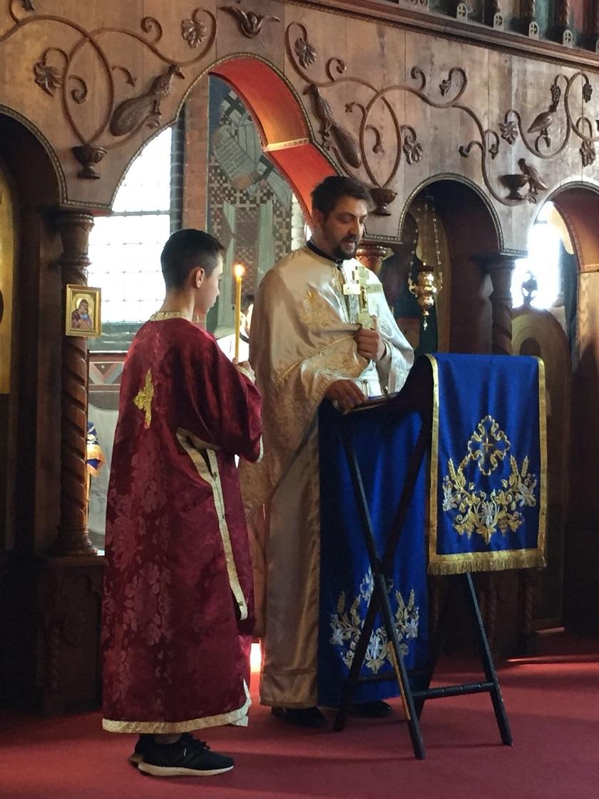 Празник Рођења светог Јована Крститеља у Химелстиру
