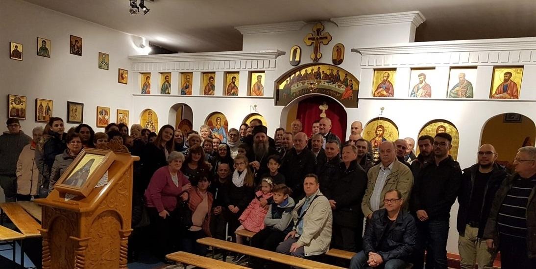 Духовно сабрање у Винер Нојштату