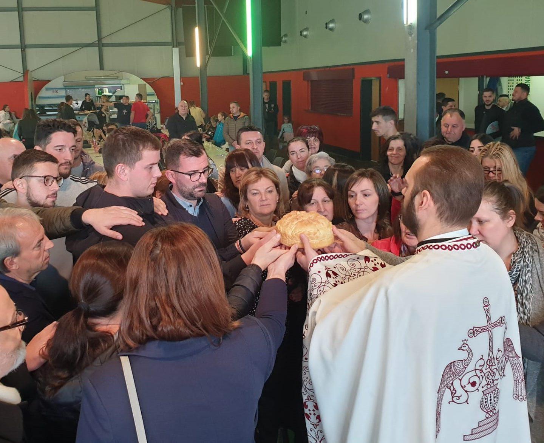 Заветна слава Црквене општине у Тићину