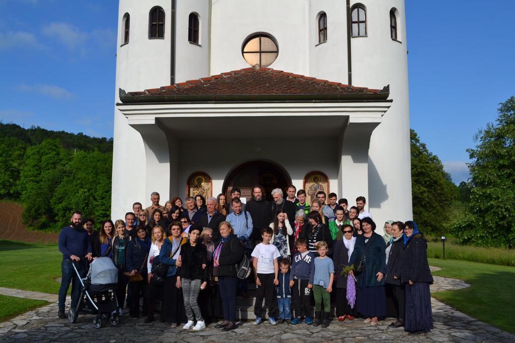 Поклоничко путовање верника Богородичиног храма у Бечу
