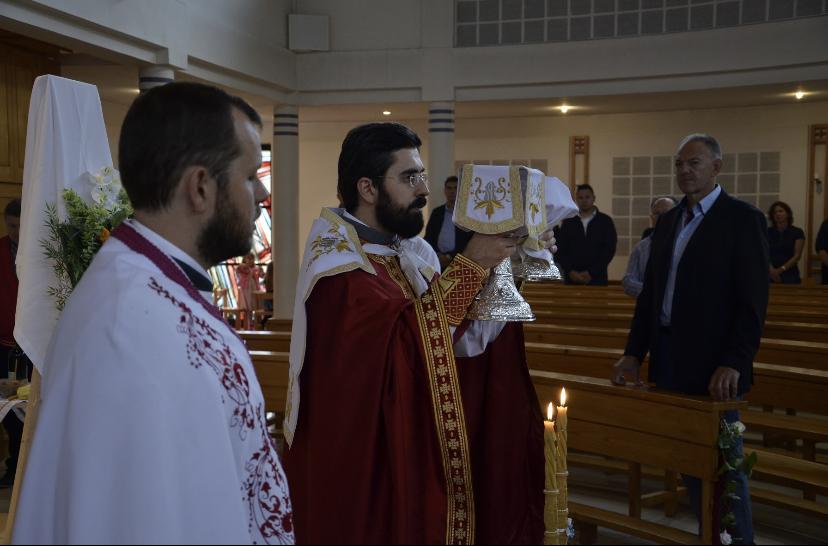 Литургијско венчање у Гмундену