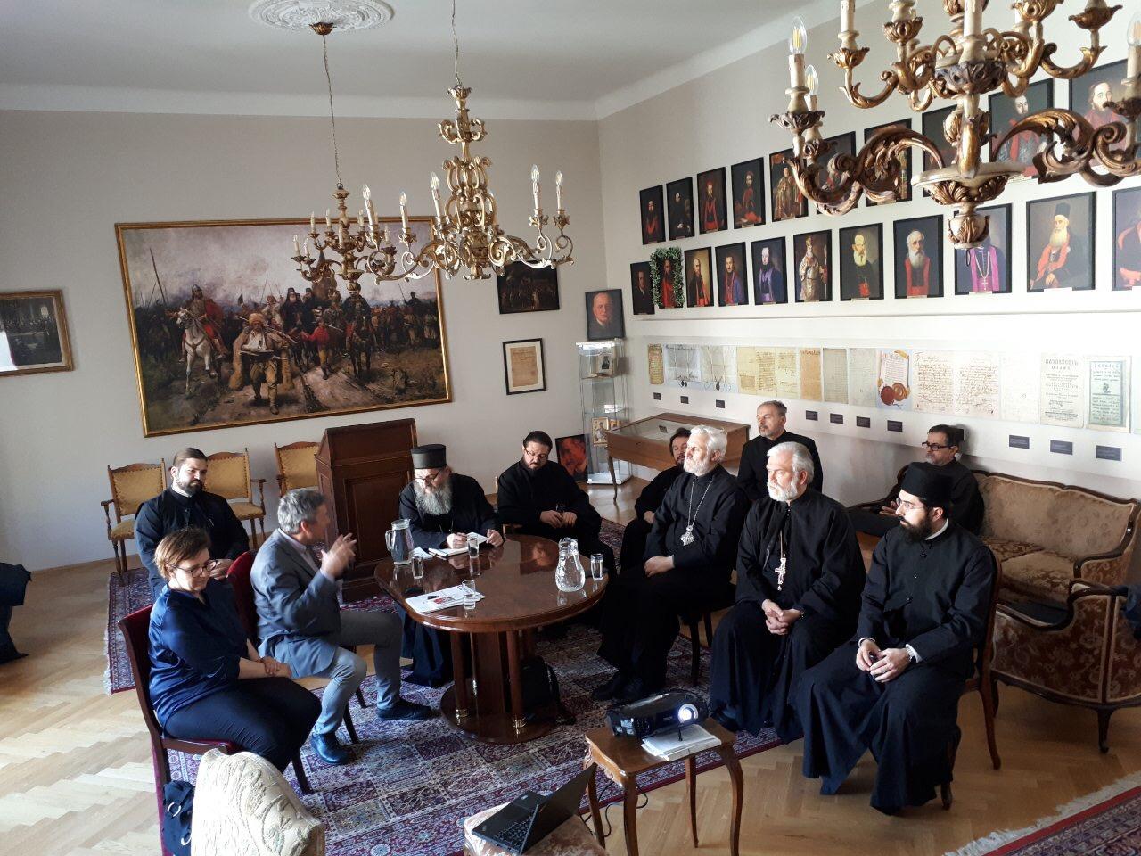 """Предавање хуманитарне фондације """"Каритас""""(""""Caritas"""")"""