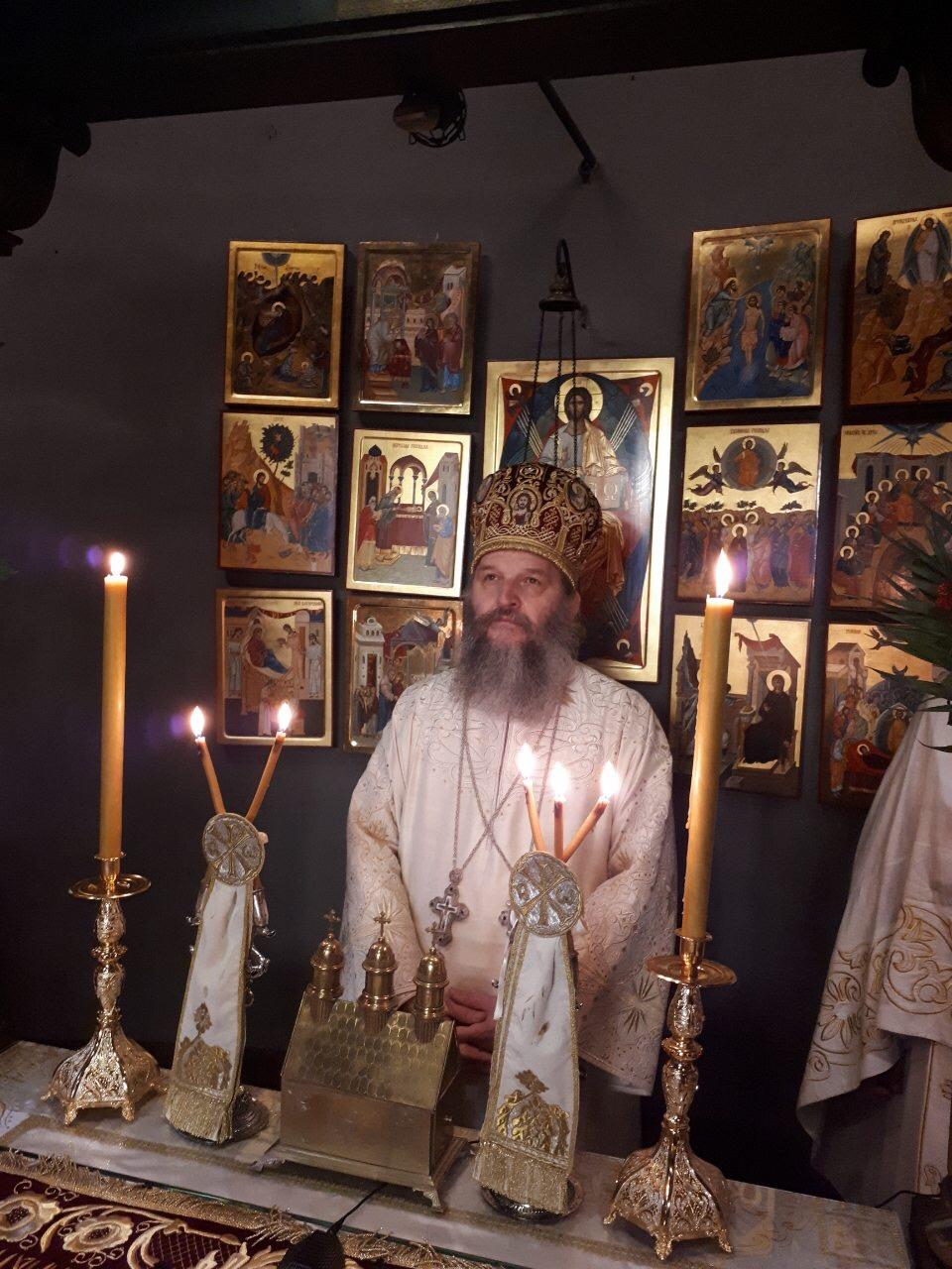 Пет година од Устоличења првог Епископа аустријско-швајцарског