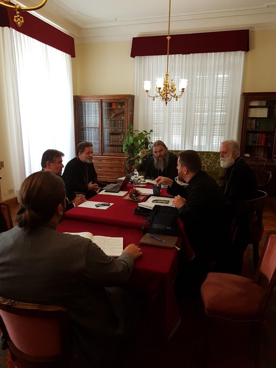 Редовна седница Црквеног суда