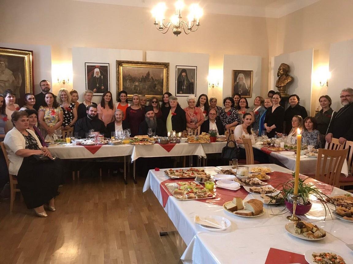 У Бечу прослављен празник рођења Светог Јована Крститеља и слава Кола српских сестара