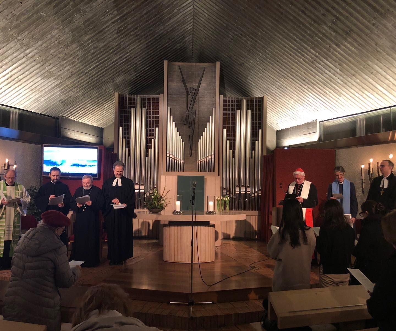 Екуменска молитва у Салцбургу