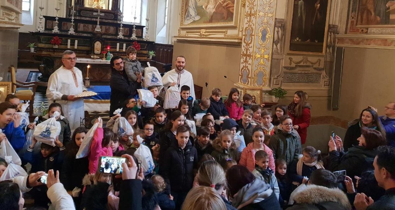 Прослава светог Саве у Тићину