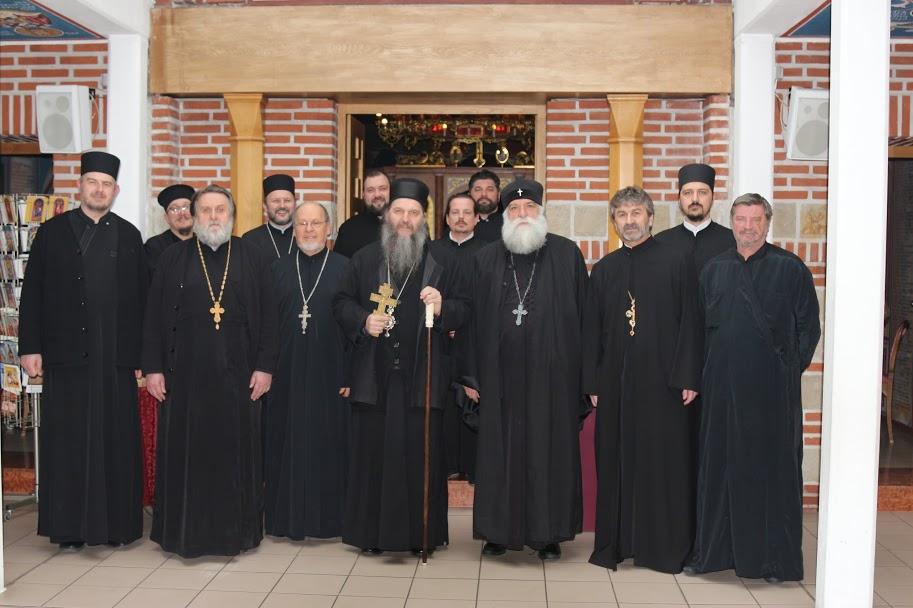 Исповест свештенства у Хановеру