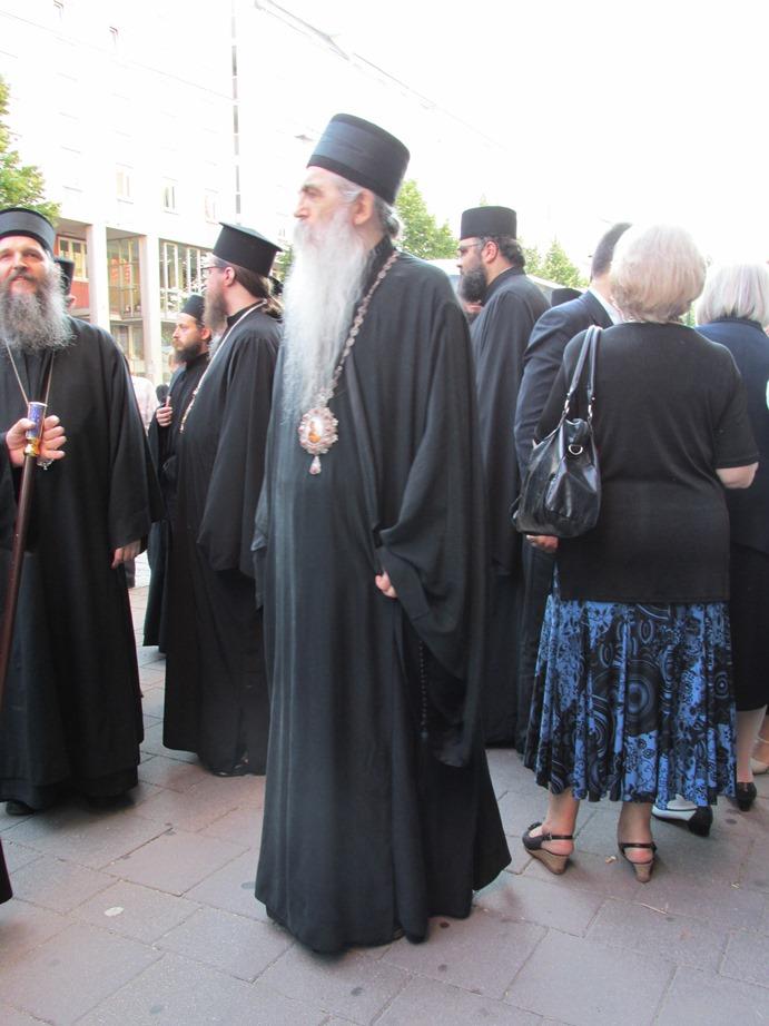 Имендан Епископа бачког Господина Иринеја