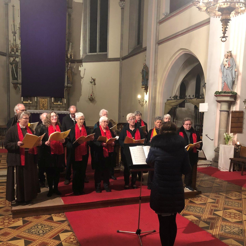 Концерт православних песама на немачком језику