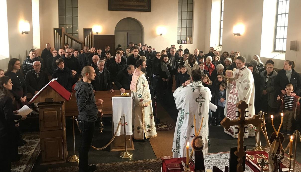 Свети Сава прослављен у Женеви