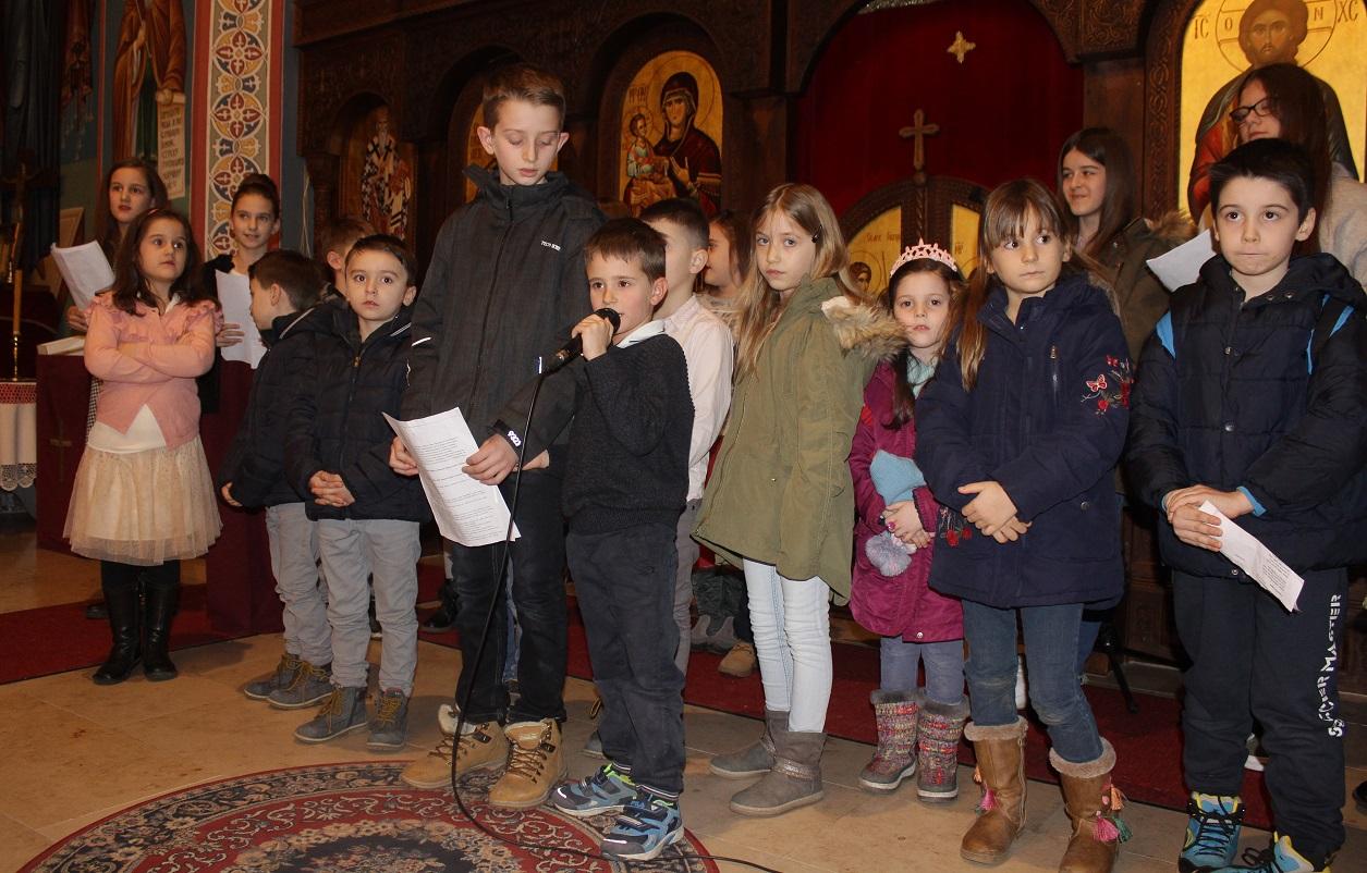 Прослава Светог Саве у Линцу