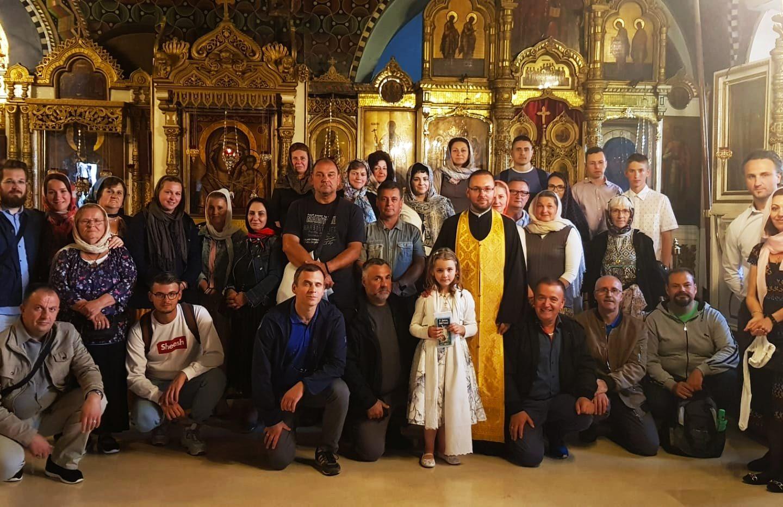 Поклоничко путовање у Москву верника из Фелдкирха