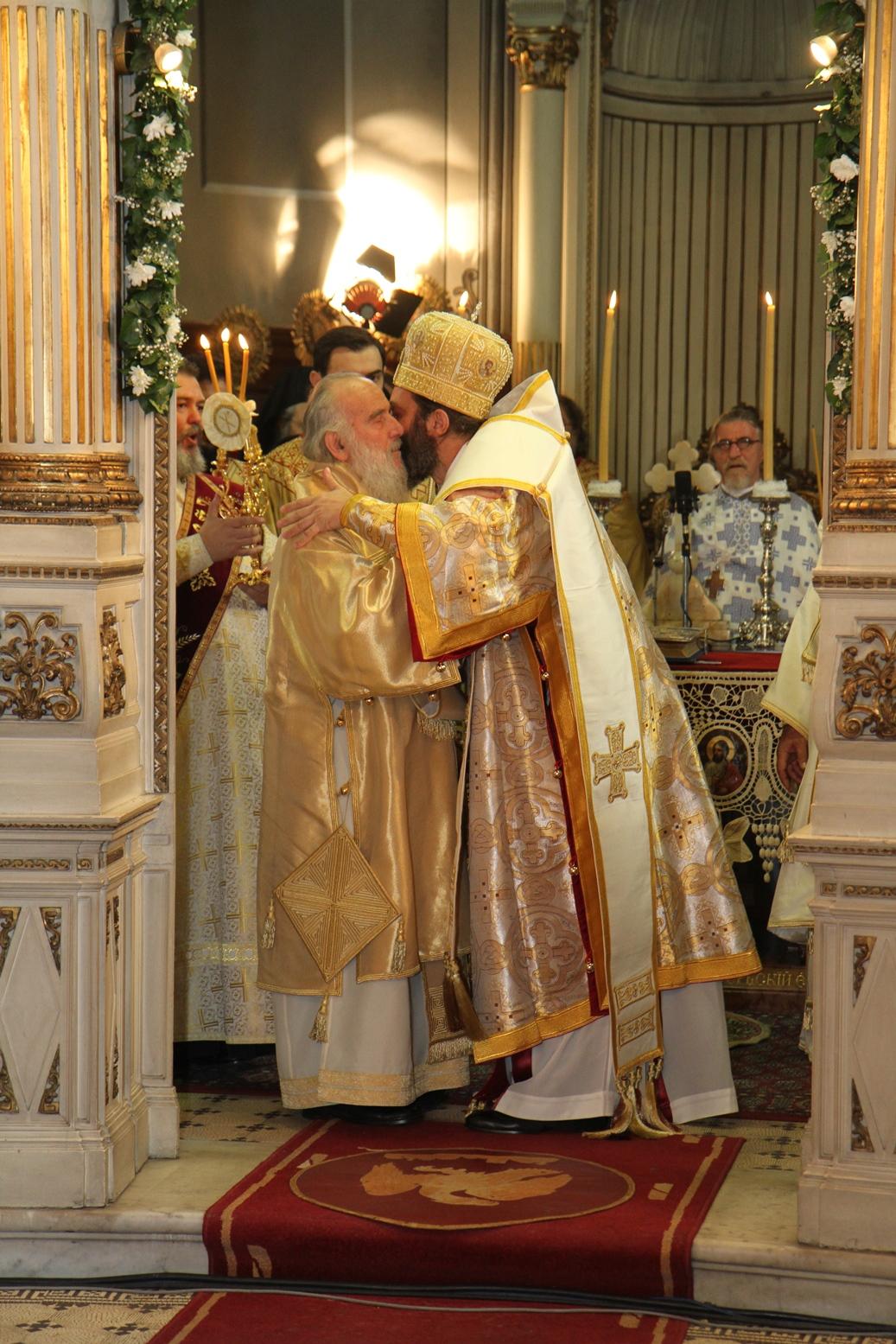 Хиротонија епископа јегарског Јеронима