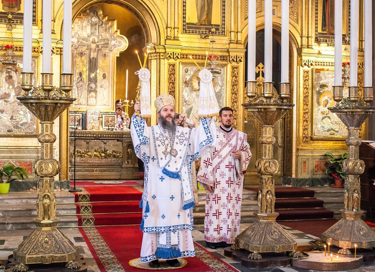 Наставак канонске посете Владике Андреја Трсту и Италији