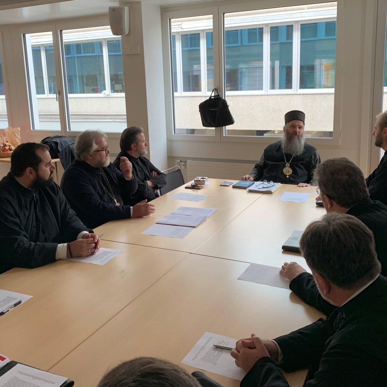 Братски састанак Архијерејског намесништва за Швајцарску