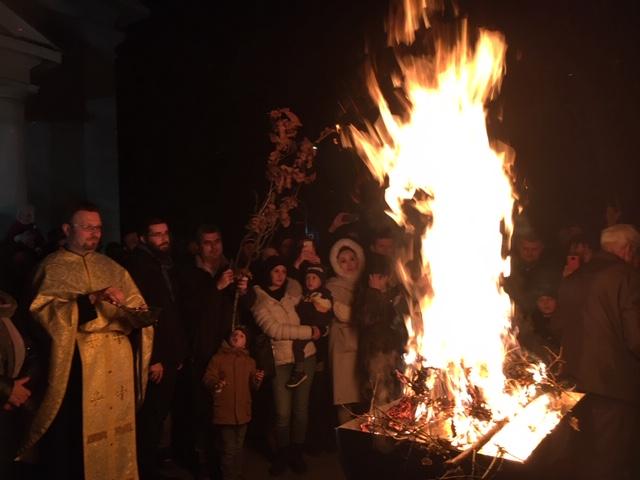 Прослава Божића у Женеви