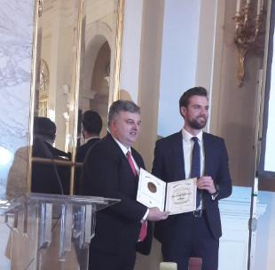 Новогодишњи пријем Заједнице српских клубова у Бечу