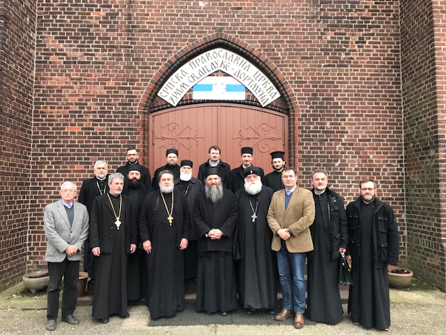 Исповест свештенства у Дортмунду