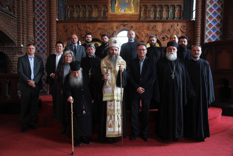 Седница Епархијског савета у Немачкој