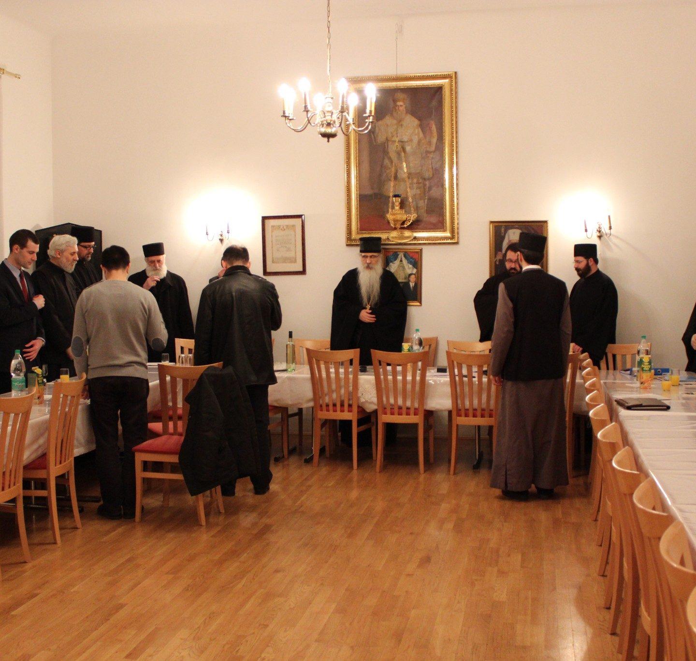 Седница Епархијског савета и Епархијског управног одбора Епархије аустријско – швајцарске