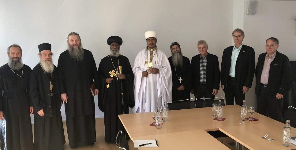 Седница Савеза православних Цркава у кантону Цирих