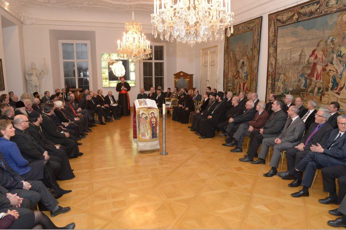 Свечани пријем у Бечкој надбискупији