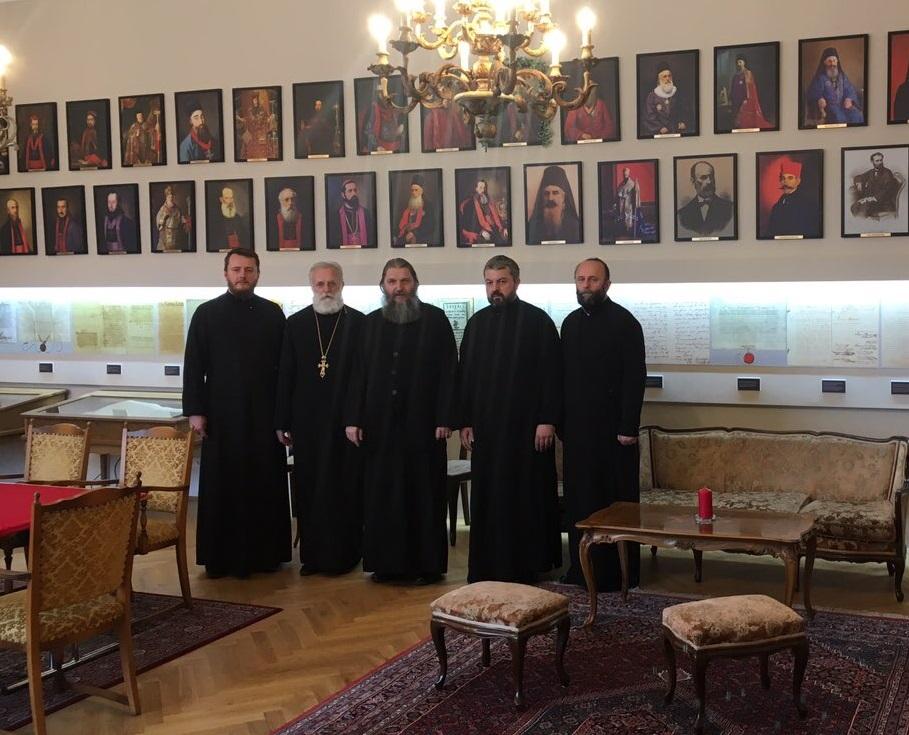 Седница Архијерејског намесништва за Италију