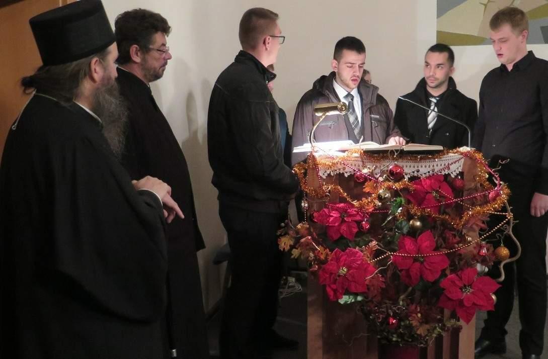 Прва канонска посета Епископа Андреја Штадел Паури и Црквеној општини Гмунден