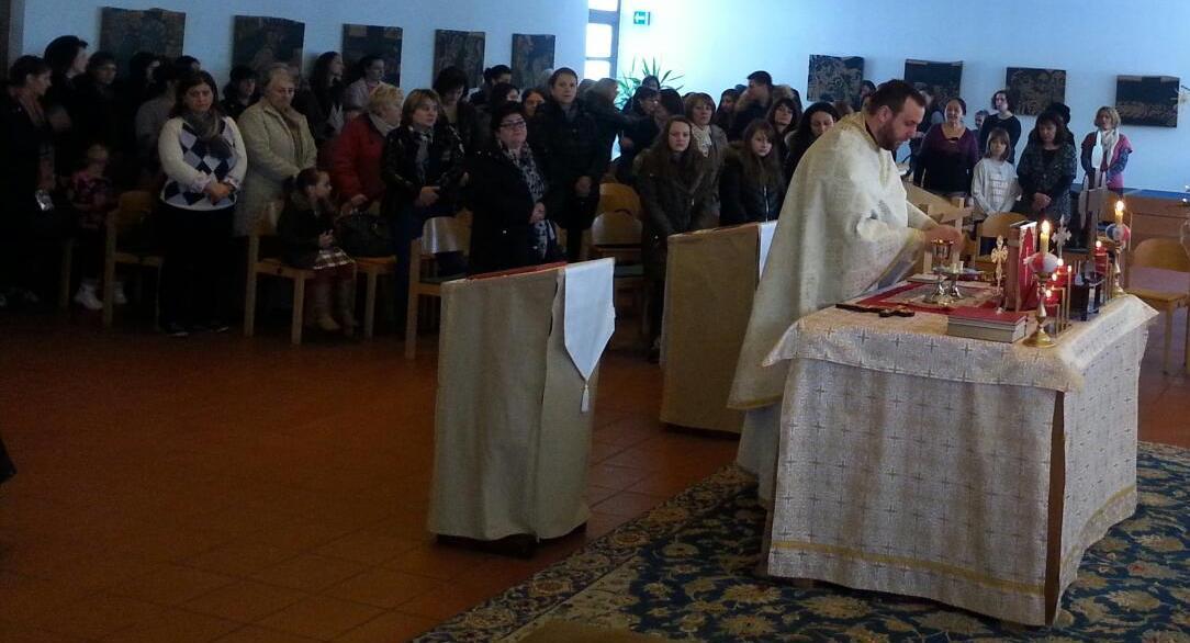 Свети Сава у Куфштајну