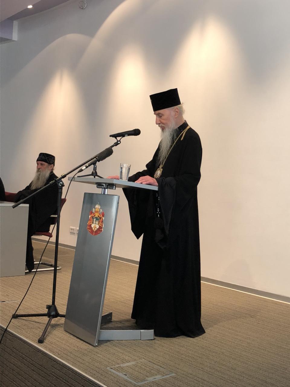 Делегација Епархије на Централној прослави Новомученика јасеновачких