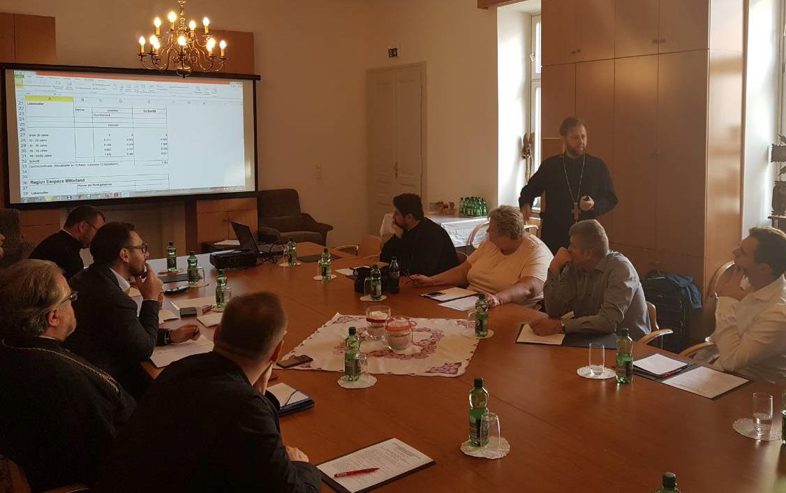 Одржана седница ЕУО-a Епархије аустријско-швајцарске