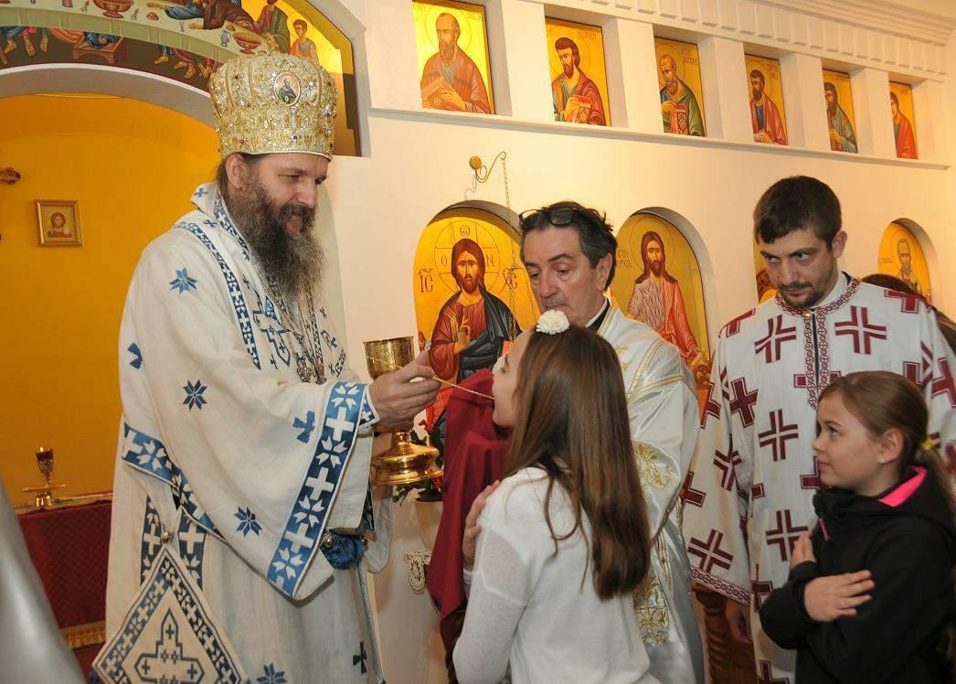Епископ Андреј у Винер Нојштату