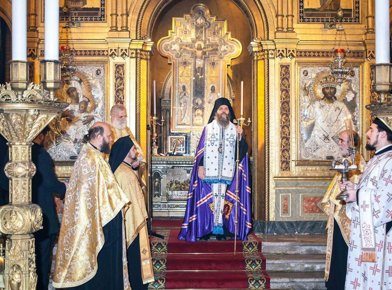 У Трсту свечано прослављена храмовна слава (први део)