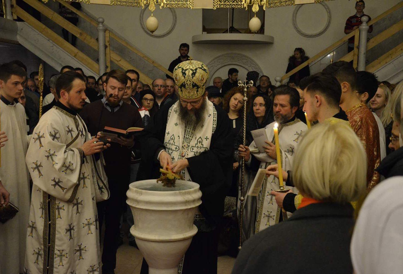 Епископ Андреј у званичној посети Цириху