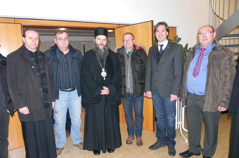 Владика Андреј посетио Браунау (Braunau am Inn)
