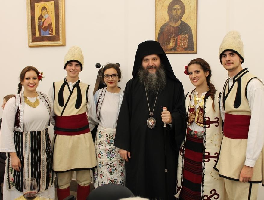 Епископ Андреј у Трсту