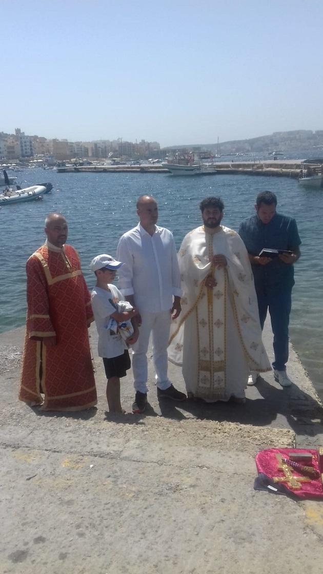 Мисионарска посета Малти