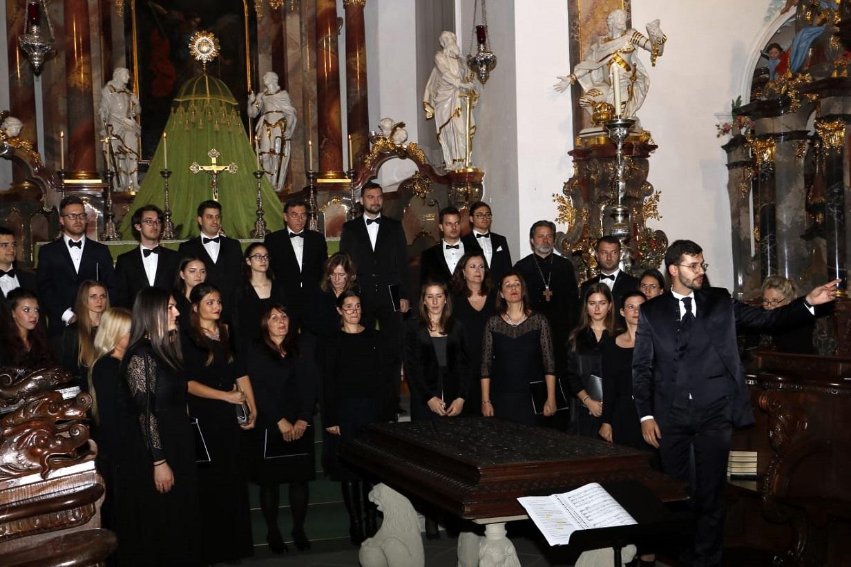 Концерт црквеног хора Богородичин